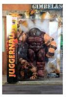 Новое поступление Marvel X Man Дэдпул 2 Juggernaut герой Железный шлем 22 см очень большая фигурка Коллекционная модель игрушка кукла для детей Подарки
