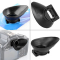 100% nova 18 mm de borracha visor ocular para Canon 300D 350D 400D 450D 500D 550D 600D 650D 700D 1100D 1000D 100D