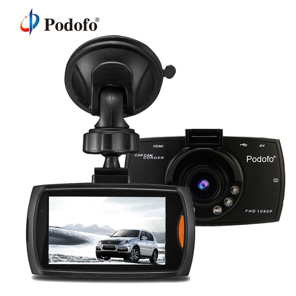 Podofo Auto DVR Kamera 2,7