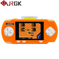 Mini Tetris Child Classic Video Game Player Portable 3.2 inch Color PVP Handheld Game Player Built in 328Game Kid Games Console
