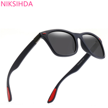 NIKSIHDA 2019 Explosive European and American Popular Sports Men Polarized Sunglasses UV400 Driving Sunglasses niksihda 2019 european and american pop polarized sunglasses fashion sunglasses anti ultraviolet sunglasses uv400