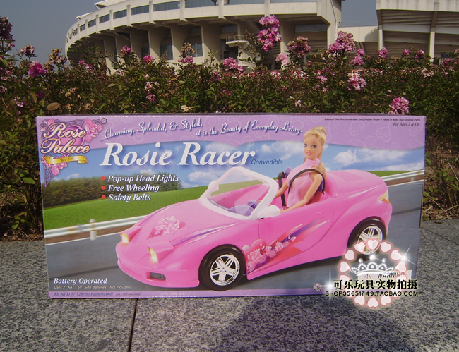 original for barbie cabriolet car accessories for Barbie Doll Accessories Classic Toy Gift for Girls Kids Not Battery Powered