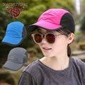 Outdoor Sport Snapback Caps For Women's Mens Hats Waterproof Sunscreen Summer Sun Hat Cap Beach Visor Running Baseball Caps Men