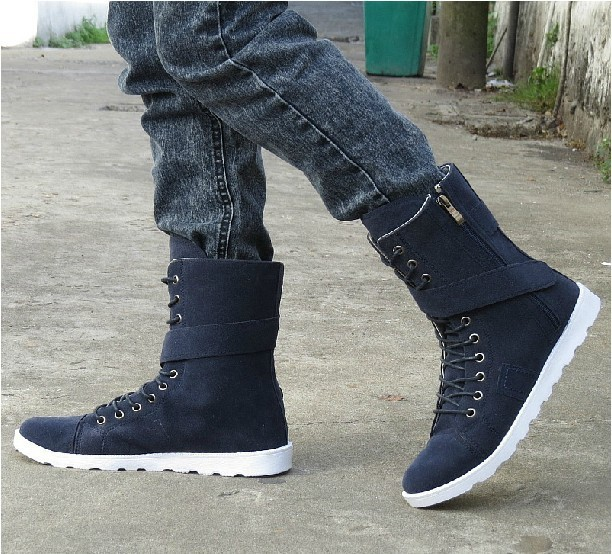 Mens Black Timberland Boots Fashion