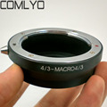 Объектив камеры Адаптер Для установки На Olympus 4/3 Объектив для Olympus Micro Four Thirds m4/3 крепление переходное кольцо MMF-3 MMF3 камеры Аксессуары