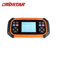 OBDSTAR X300 PRO3 Key Master OBDII X300 with Immobiliser/Odometer Programmer Adjustment/EEPROM/PIC/OBDII X300 Key Programmer