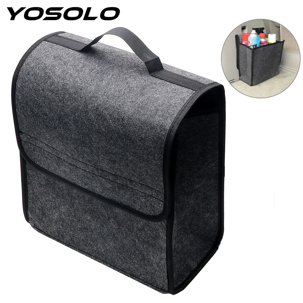 YOSOLO Pouch Box Trunk-Organizer Back-Bag Car-Storage-Bag Tidying-Seat Car-Styling-Accessories