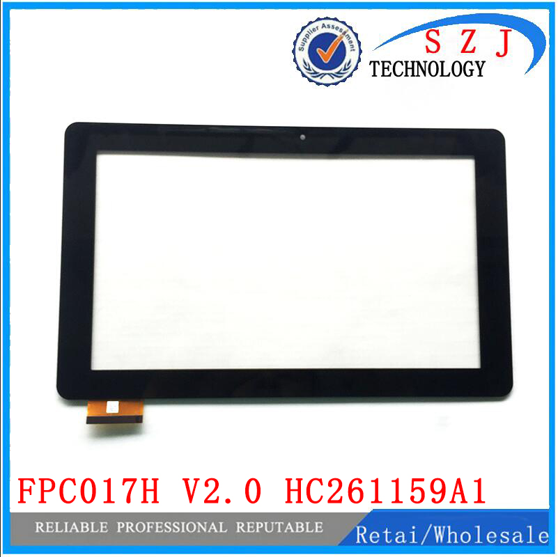 New 10.1'' inch HOTATOUCH FPC017H V2.0 HC261159A1 MB1019Q5 Tablet PC Capacitive touch screen panel Free Shipping 10pcs for nomi c10102 10 1 inch touch screen tablet computer multi touch capacitive panel handwriting screen rp 400a 10 1 fpc a3