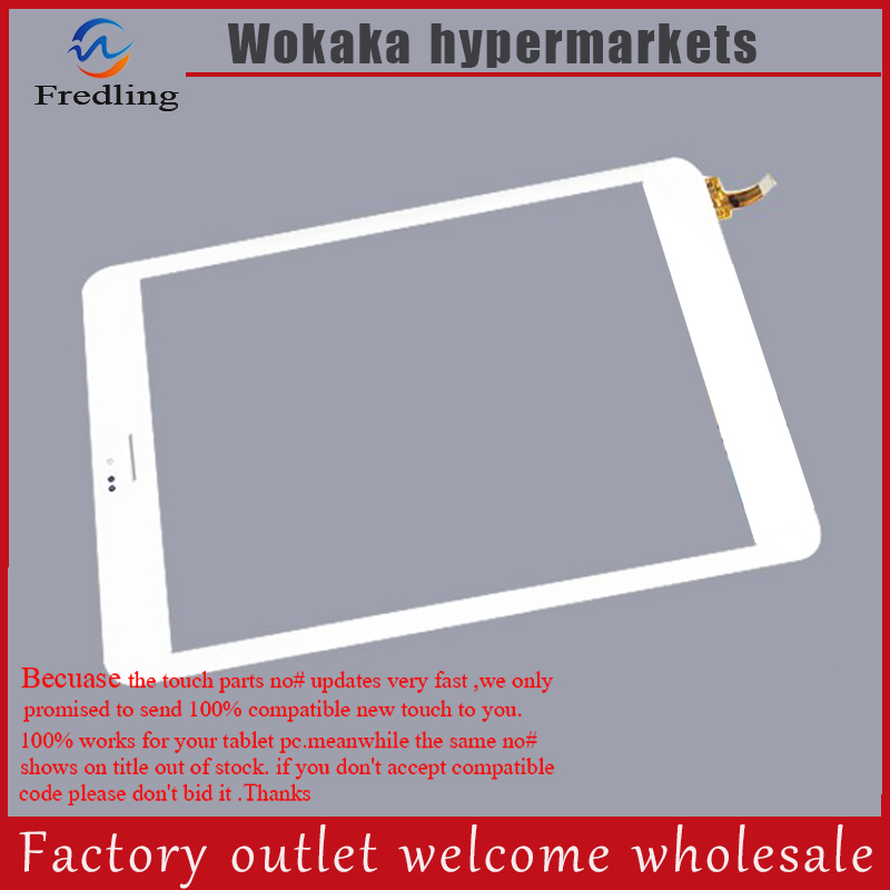 Original 7.85 Texet X-pad AIR 8 3G TM-7863 Tablet touch panel digitizer touch screen glass Front panel Free Shipping texet navipad tm 7858 3g 16gb titanium
