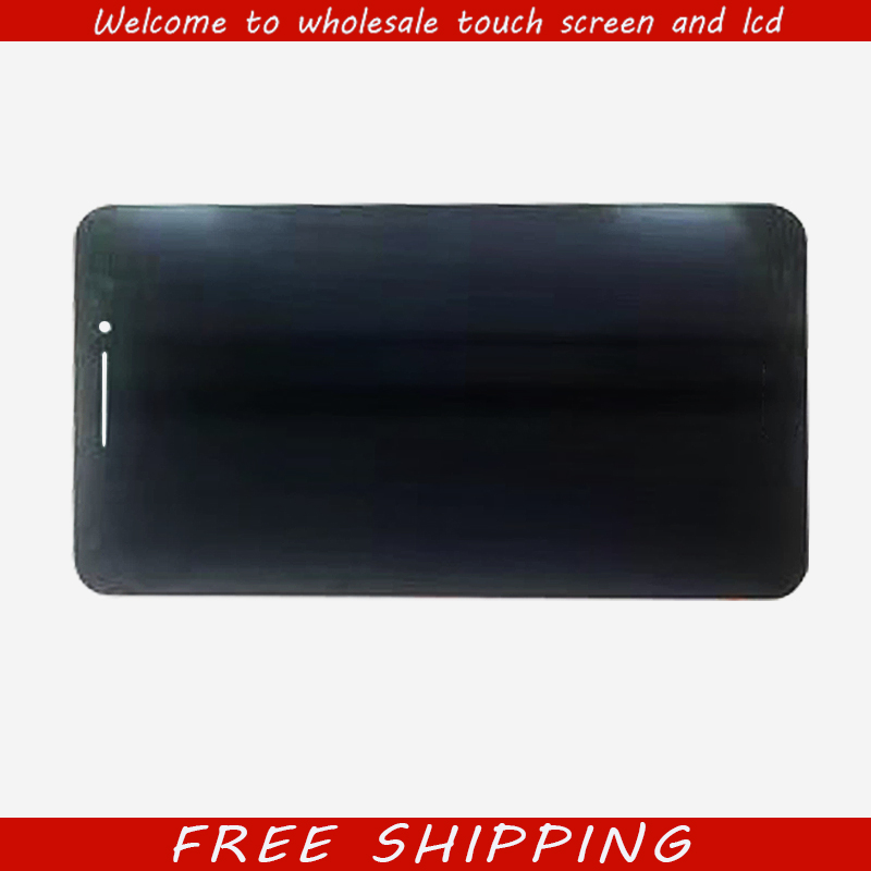 For Asus Zenfone G0 ZB690KG zb zb690 690 690kg kg LCD Display Matrix Touch Screen Digitizer with frame Sensor Tablet PC