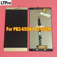 LTPro For Lenovo PHAB 2 PB2-650 PB2-650N PHAB2 Full LCD Display Touch Panel Screen Digitizer Assembly Phone parts