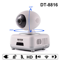 Daytech wifi ip camera home security camera 720p night vision infrared two way audio baby camera.jpg 250x250