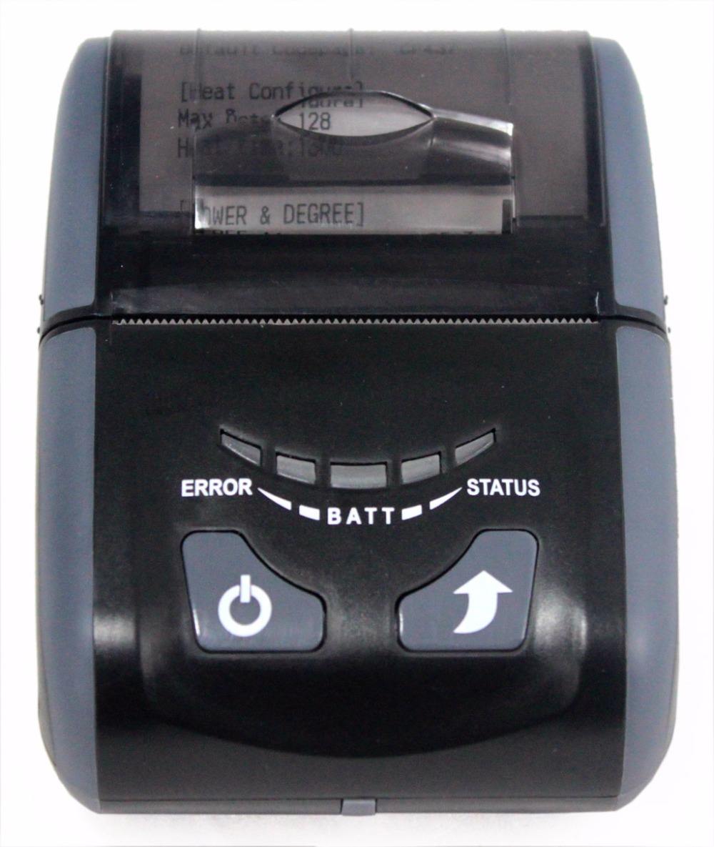 Precio de fábrica Impresora de código de barras de mano con - Electrónica de oficina