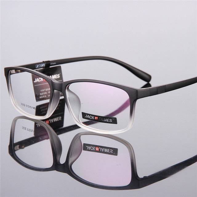 Optical glasses frame prescription glasses custom full frame TR90 glasses High quality glasses 202