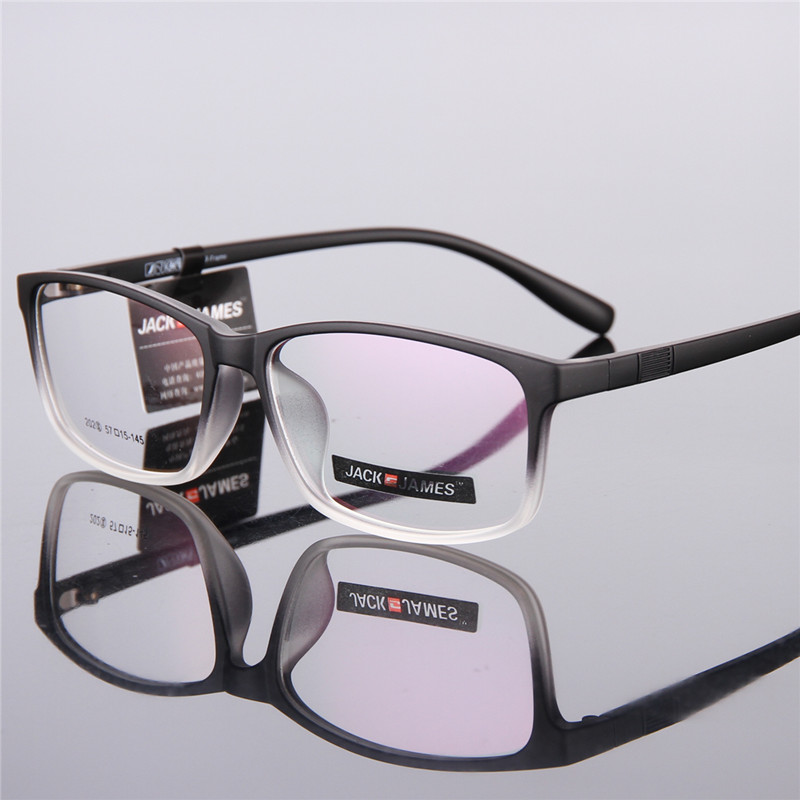Image 4 - The new high end glasses 202 men and women retro large framed glasses TR90 glasses frame prescription glasses framesprescription glassesprescription glasses framesglasses tr90 -