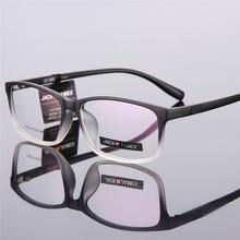 Ópticas montura de gafas graduadas, gafas de montura completa TR90 personalizadas, gafas de alta calidad 202