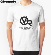 Vici Gaming Reborn Logo Mens & Womens Printing T Shirt Design T Shirt