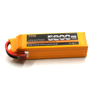 4S Lipo Battery 14 8v 5200mah 25c Rc Helicopter