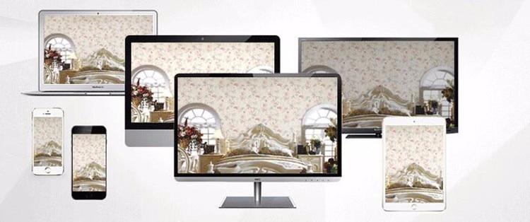 continental damasco mistério sala vídeo fundo papel parede
