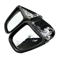 Мотоциклетная обувь левый и правый боковые зеркала заднего вида для BMW K1200 K1200LT K1200M LT1200 1999 2008 2007 2006 2005 2000 аксессуары