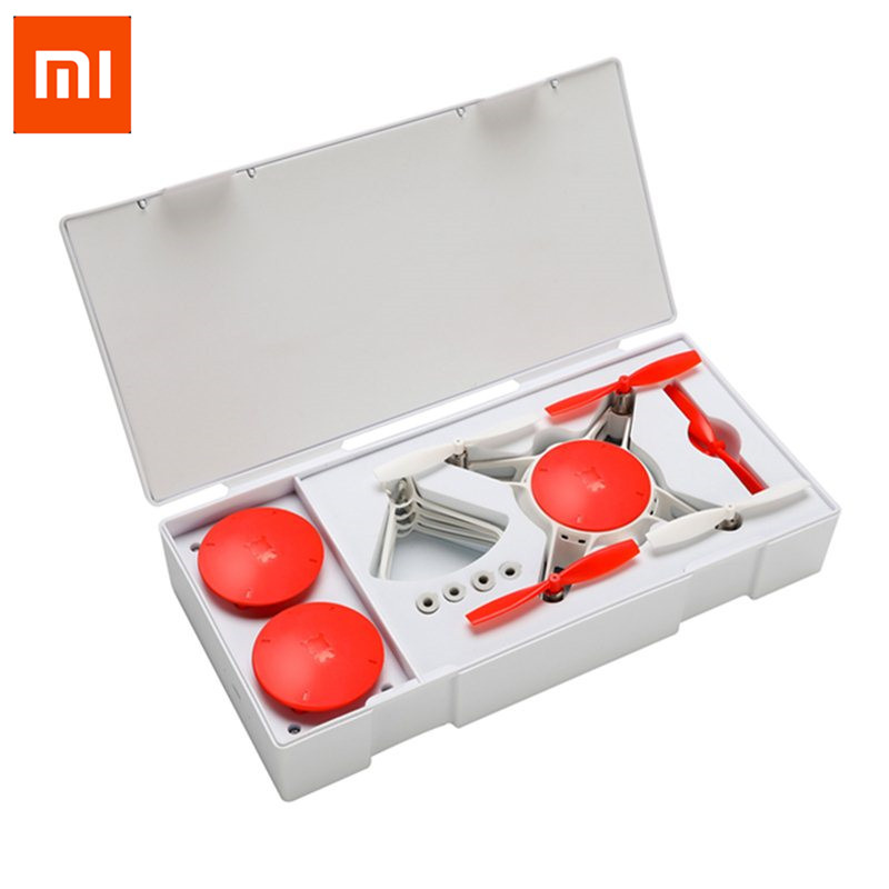 New Arrival Storage Box Case With USB Charger Port For Xiaomi MiTu RC Quadcopter Racing Mini Drone Battery Spare Parts
