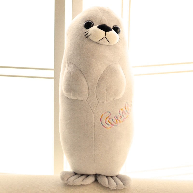 3pcsset 40cm  Aquarium Sea lions plush toy doll doll Children\'s Day gift to send his girlfriend a birthday gift free shipping (8)