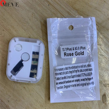 10Pcs/lot Newest Universal Home Button For iPhone 7/7 Plus/8/8 Plus Return Button Key Back Screen Shot Function Not Have Touch
