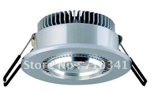 freeshipping led products 3*1W led downlights  3500k to 4500k led down lights