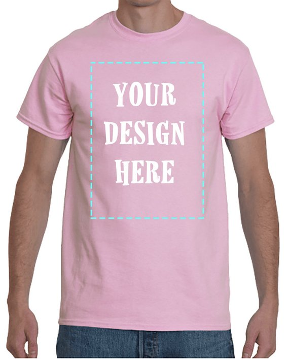 Custom T-Shirt, Photo Shirt, Design Your Own, Personalized Shirt, Custom Tee,  Family Photo Shirt, Men's Custom Shirt