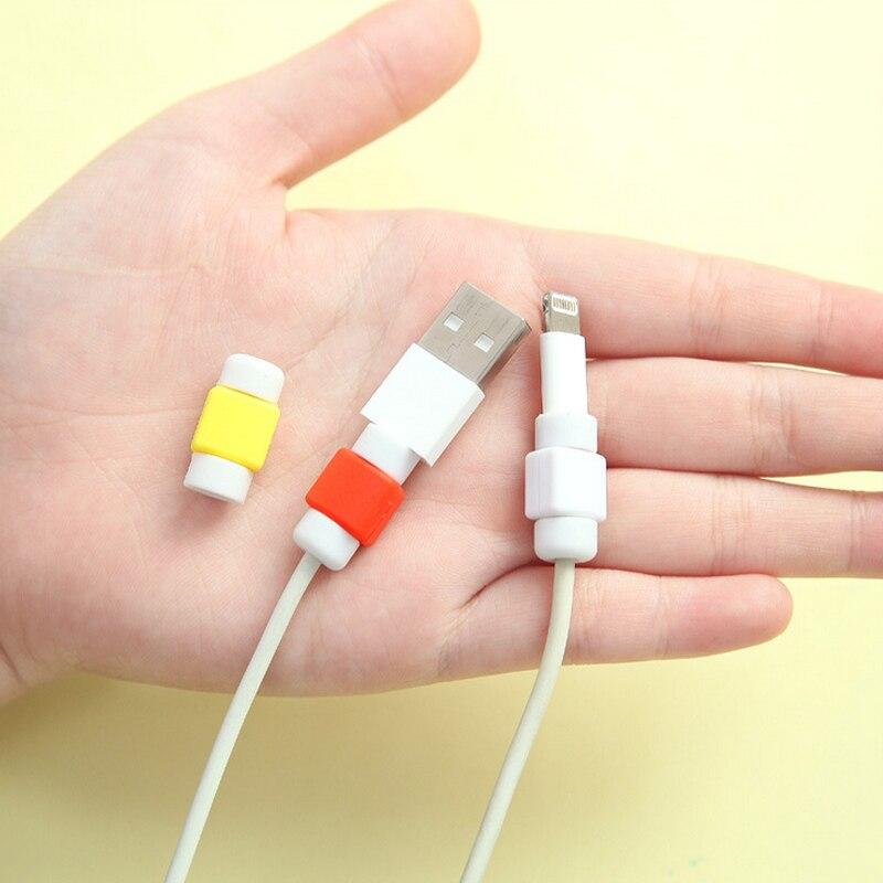 3 шт./партия цвет провода протектор winder телефон зарядное устройство ушной механизм защиты cater линии хранения многофункциональный получить протектор