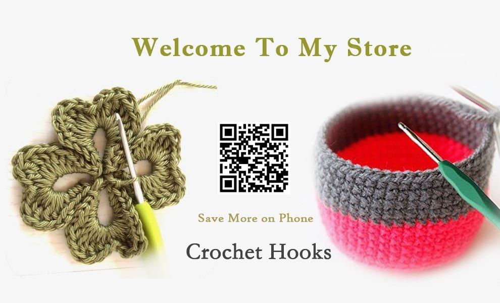 Vacío Almacenamiento de Hilo de bolsa organizador para todos Crochet ...