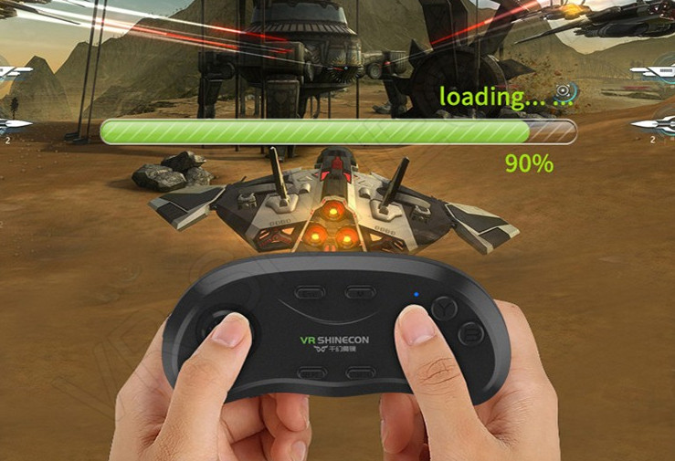 Cdragon Trending hot products wireless control bluetooth gamepad ps4 controller for Android, IOS, PC