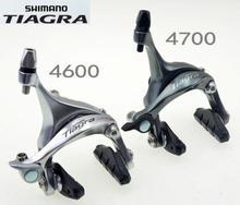 Wholesale prices Shimano Tiagra BR-4700 Road Bike Dual-Pivot C-Brake Caliper Set (pair)