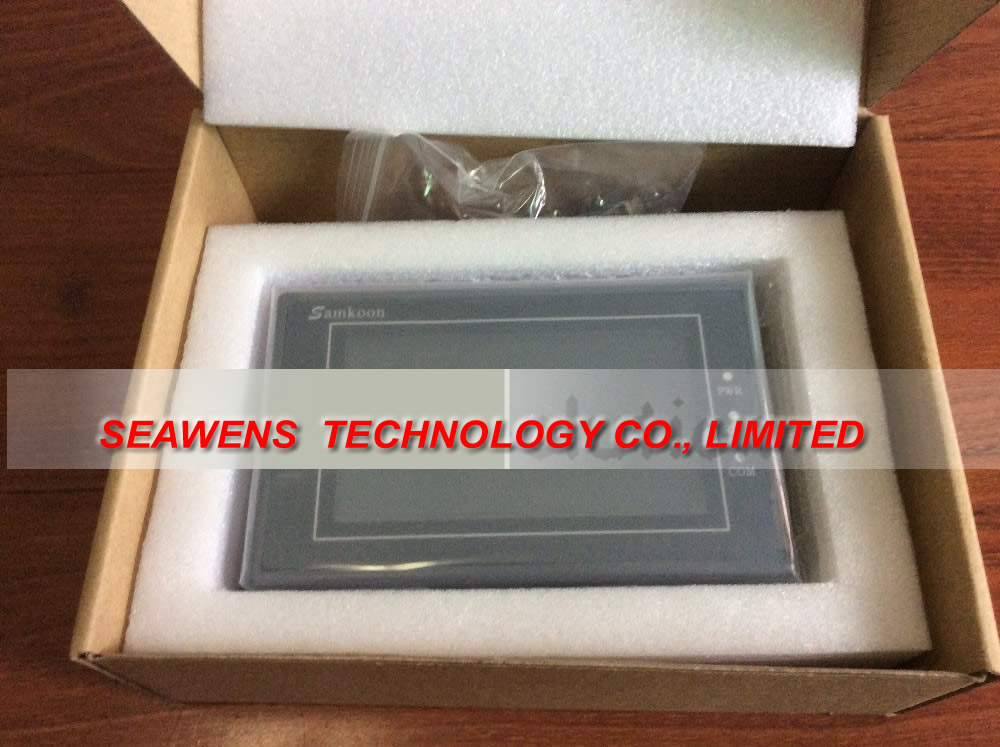 Samkoon Ethernet SK-043AS/B : Samkoon 4.3 inch 480x272 Ethernet SK-043AS/B HMI Touch Screen New in box, Fast shipping tg465 mt2 4 3 inch xinje tg465 mt2 hmi touch screen new in box fast shipping