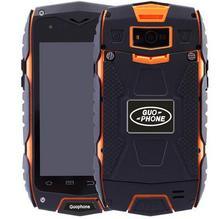 V11 Impermeable a prueba de choques descubrimiento GUOPHONE V11 Smartphone reforzado Android 5.0 MTK6582 Quad Core GPS Brújula teléfonos móviles