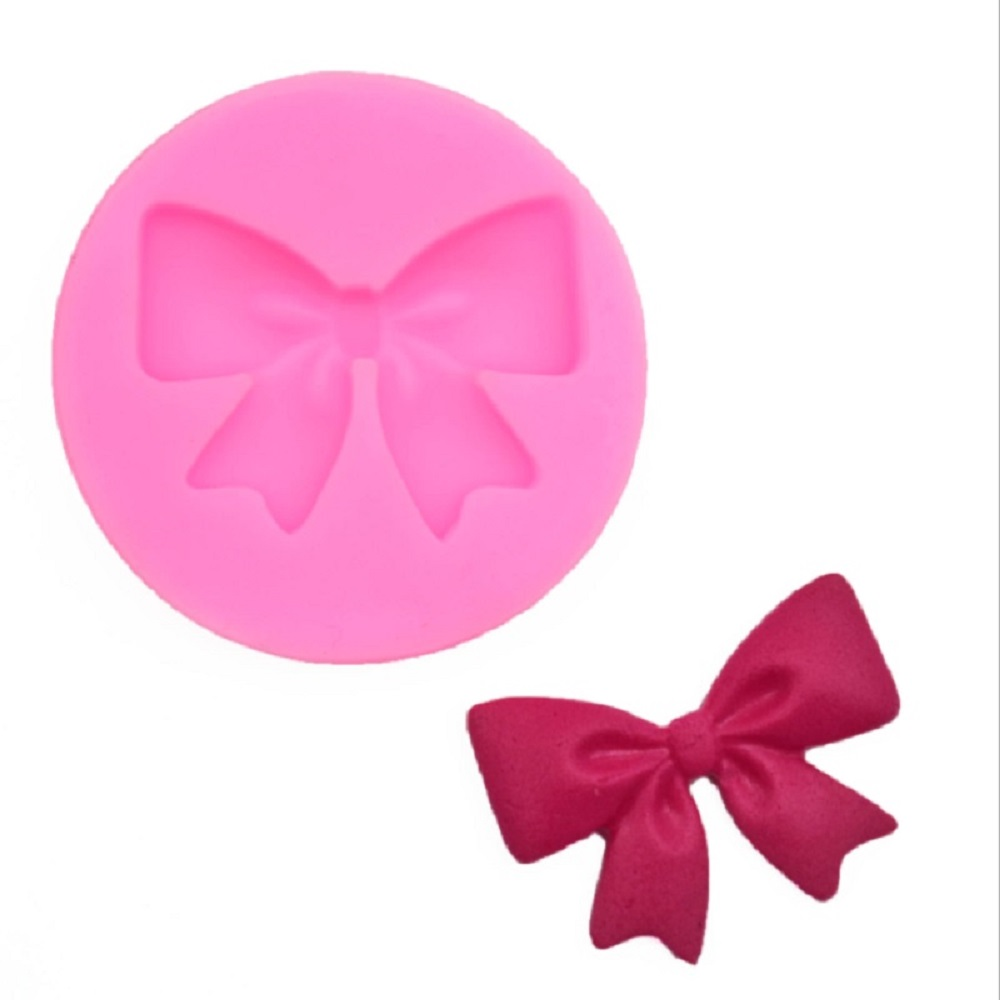 1PC <font><b>Silicone</b></font> <font><b>Fondant</b></font> <font><b>Mold</b></font> Bow/Butterfly <font><b>silicone</b></font> <font><b>mold</b></font> <font><b>fondant</b></font> <font><b>mold</b></font> <font><b>cake</b></font> <font><b>decorating</b></font> <font><b>tools</b></font> chocolate gumpaste <font><b>mold</b></font> image