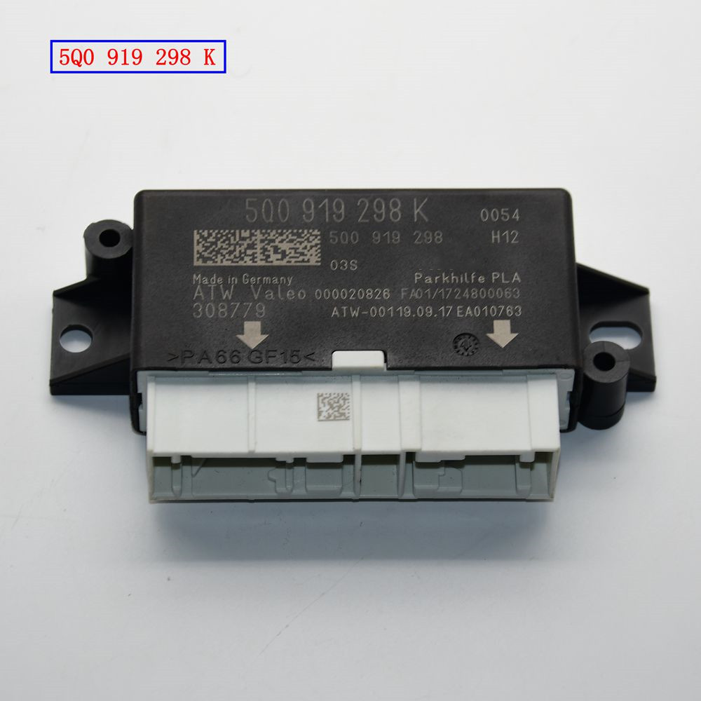 MQB Platform Second Generation Parking Module For Golf 7 MK7 A3 8V  5Q0 919 298 K 5Q0919298K