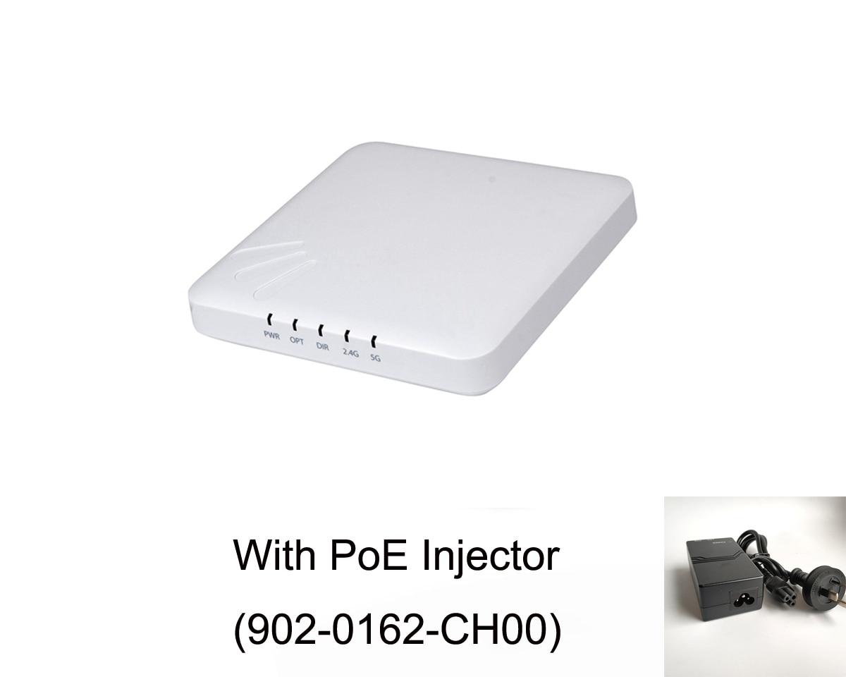 Ruckus Беспроводной ZoneFlex R300 901 R300 WW02 (так 901 R300 US00) с Инжектор PoE (902 0162 CH00) Крытый точки доступа-in Точки доступа from Компьютер и офис