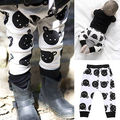 Oso lindo Bebé Pantalones Lindos de Impresión Niños Del Muchacho Del Bebé Impreso Elástico Pantalones Harén Pantalones Ropa de Bebé 0-24Month