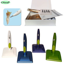 1 pc Dental Gutta Percha Tooth Gum Cutter Breaker with 4 Tips цена 2017