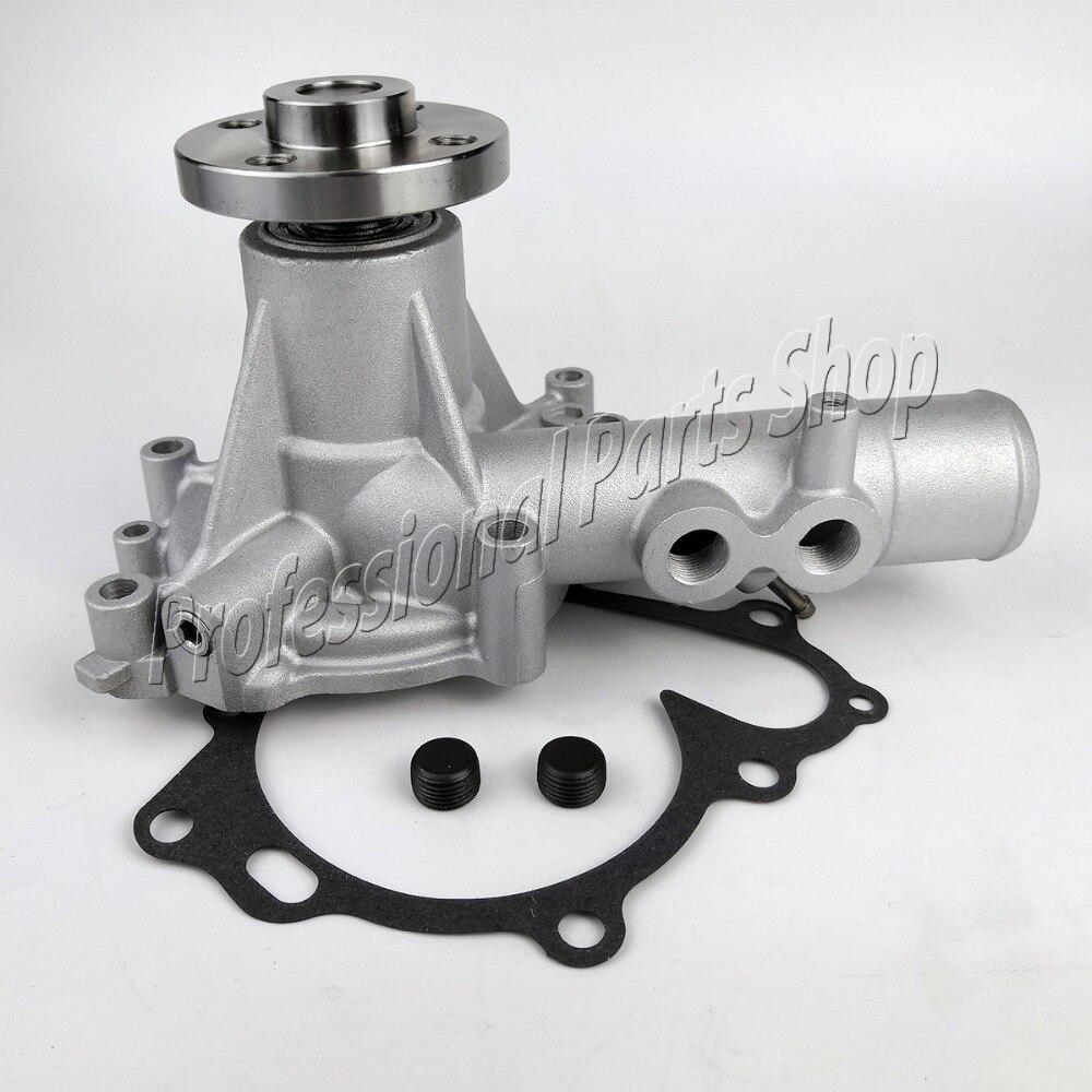 123900-42000 Ym123900-42000 Nouvelle Pompe /à Eau avec Joint pour Yanmar S4d106 4Tnv106 4Tne106 Komatsu Wb93r-2