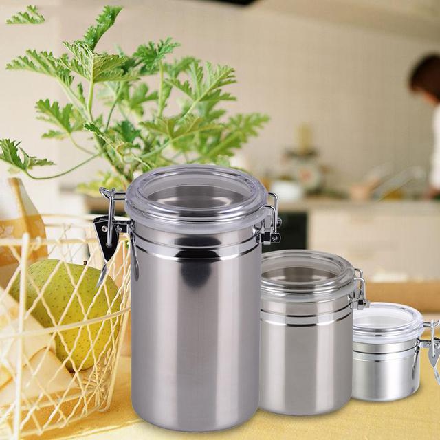 Stainless Steel 10*16 cm Jar