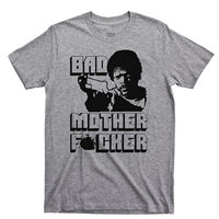 PULP FICTION 2 T Shirt BMF Bad Mother Ezekiel 25 17 Big Kahuna Royale Cheese Tee Fashion Style Men Tee,Custom Printed Tshirt