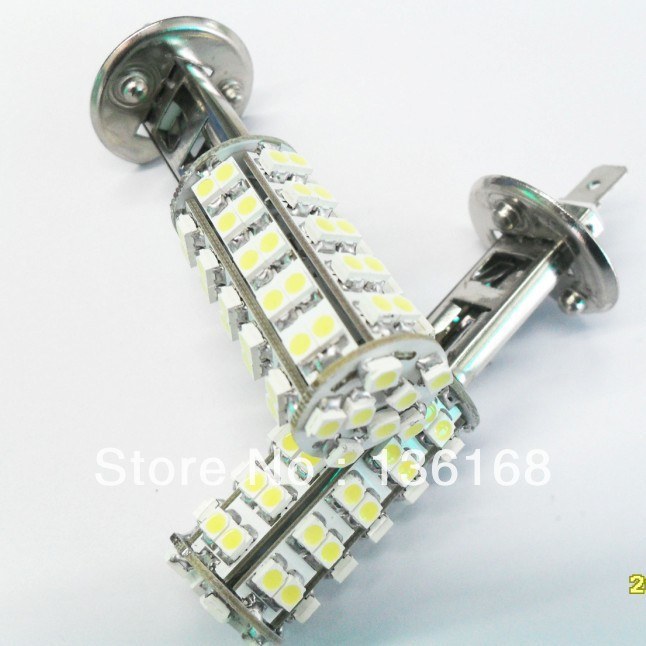12 В 24 В лампада LED H1 68SMD Люси diurne fendinebbia Камион
