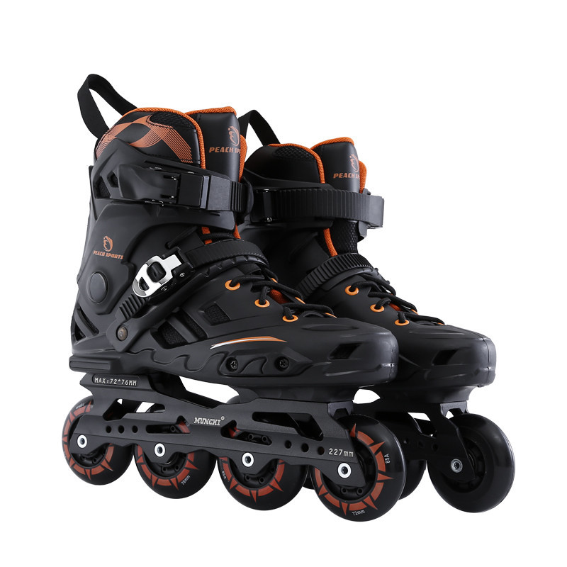 Nouveau patin à roulettes professionnel chaussures de patinage à roulettes adultes Patins de patinage de Style libre de haute qualité Patins de Hockey sur glace