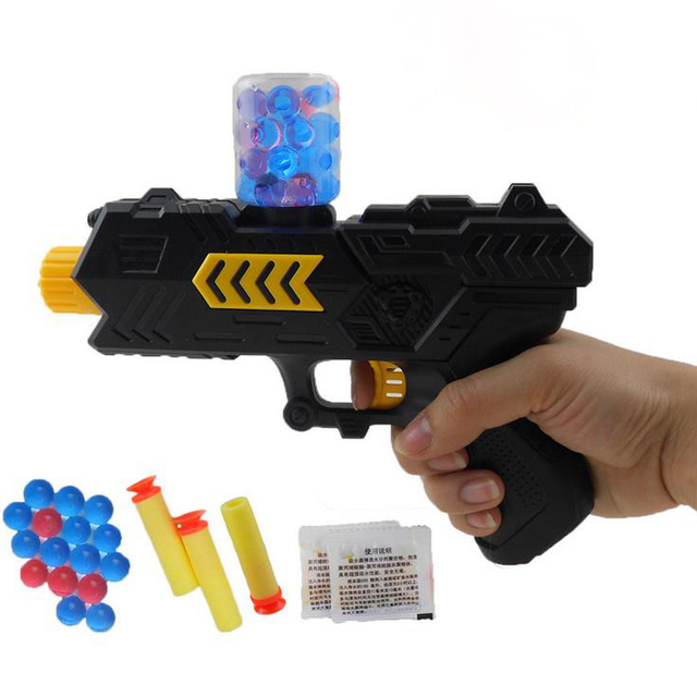 DESERT EAGLE, nerf dart and small bullet toy gun. tough construction.