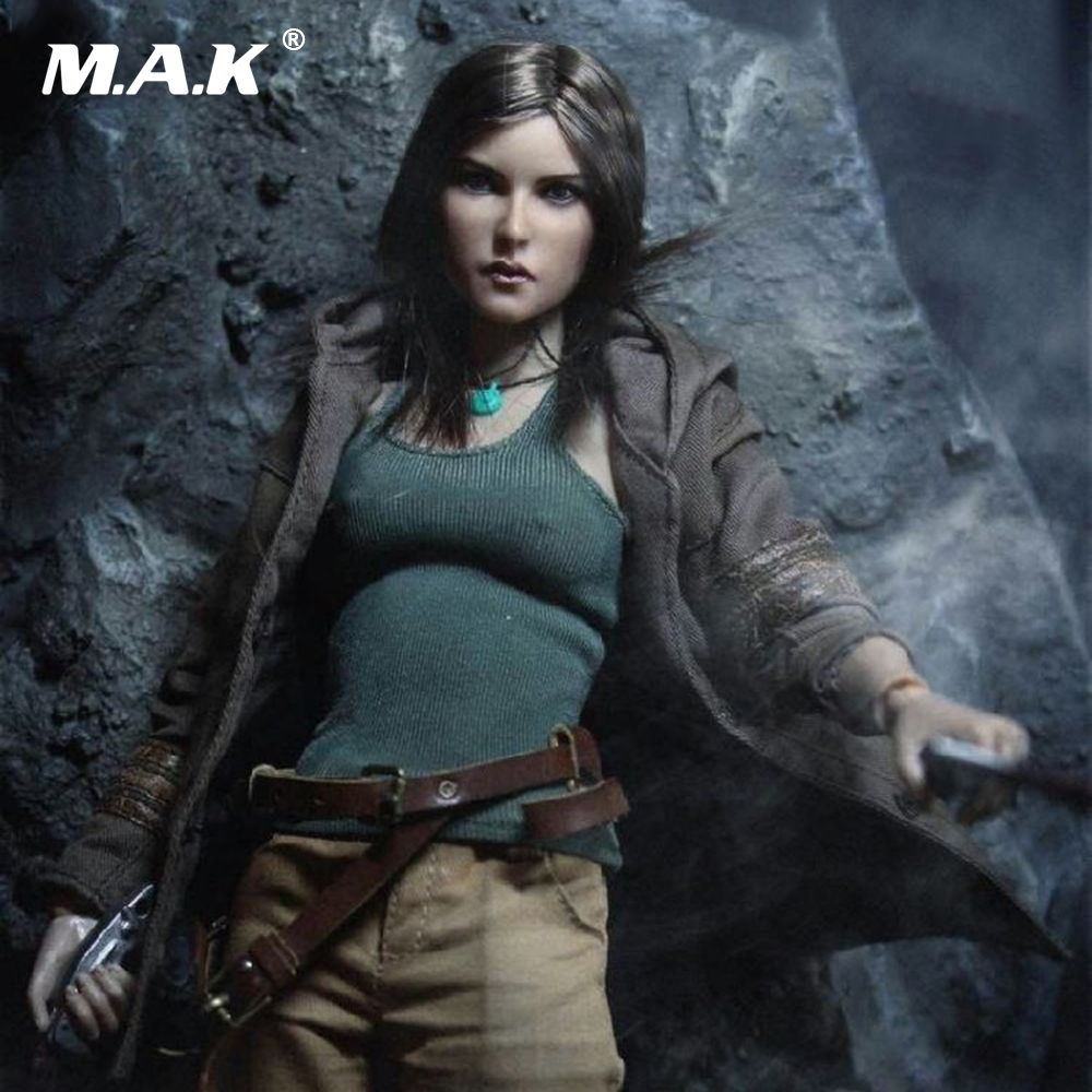 In Stock   1/6 Scale Lara Croft Action Figure Rise of Tomb Raider Explorer Model FS004 Collections термос lara lr04 03 1 20l