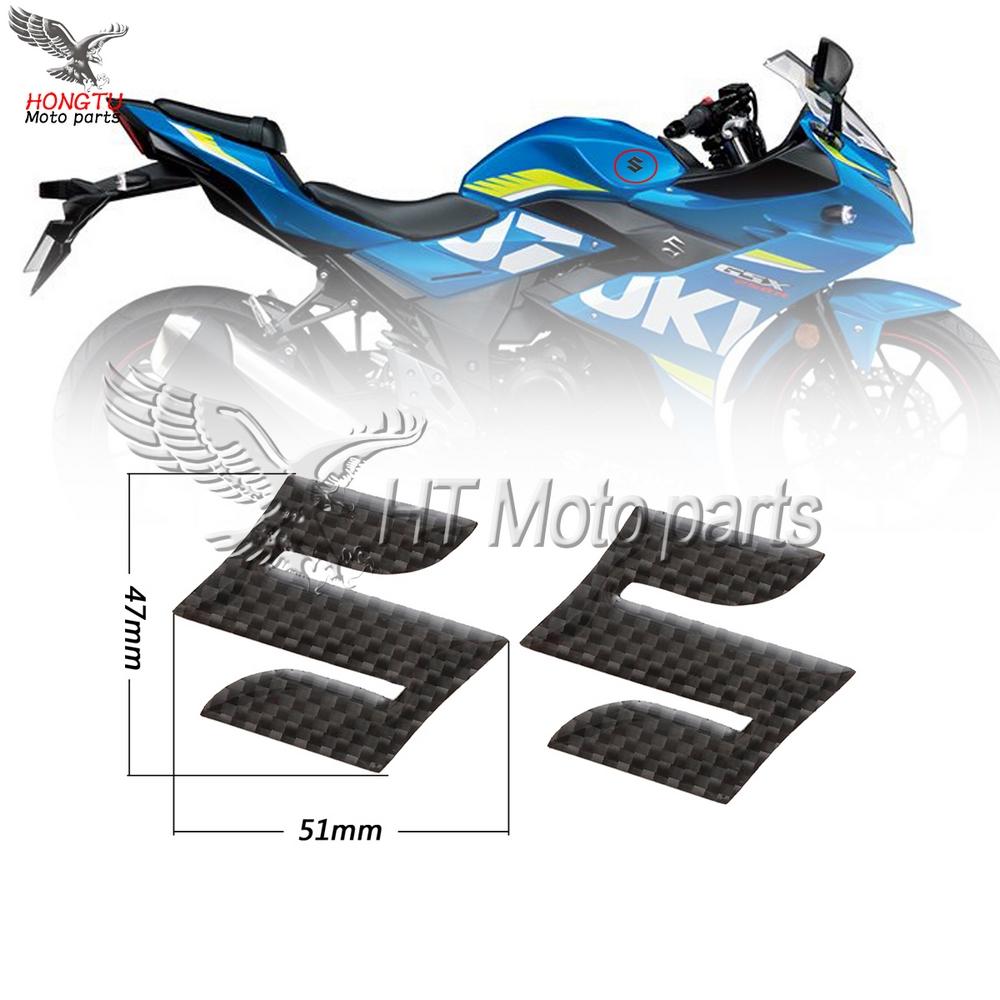 Suzuki Emblem Motorrad