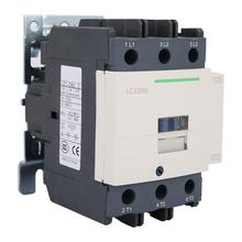 цена на LC1D80 NEW Electric 50/60Hz 3 Poles Coil AC Contactor 220V 80A Electrical Equipment modular contactor
