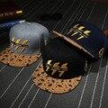 Homens Protetor Solar Sombra CN-RUBR Lona Letras Bonés de Beisebol Moda Chapéus Homens Chapéu Drake